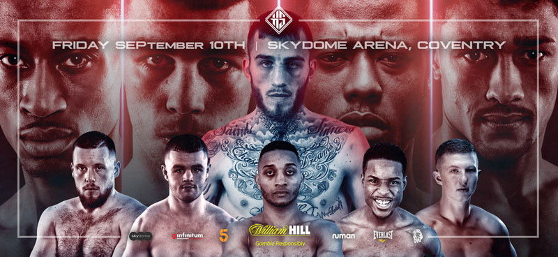 Hennessy Sports Championship Boxing